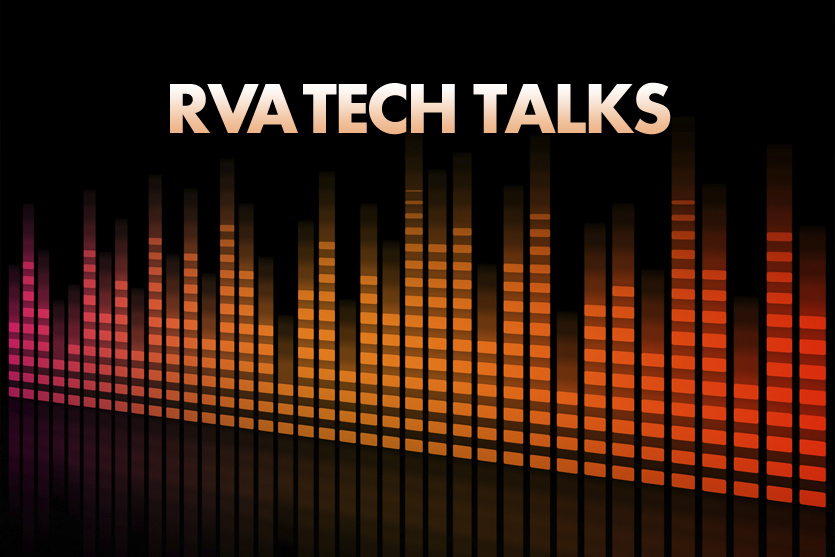RVA Tech Talks &#8211; Episode 1: Mike Jones,<br>the Marcus Aurelius of the RVA Tech Scene